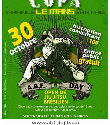 Affiche COPA LE MANS, ABF Day