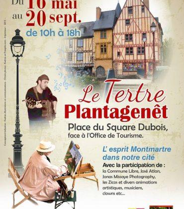 Le Tertre Plantagenêt, du 16 au 20 septembre au Mans